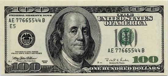 Doların üstündeki adam, Amerikan Doları Üzerindeki Adamlar Kimdir, Doların üzerindeki insanların isimleri nelerdir, Dolar üzerindeki amerikan başkanları, 100 Amerikan Doları, Benjamin Franklin