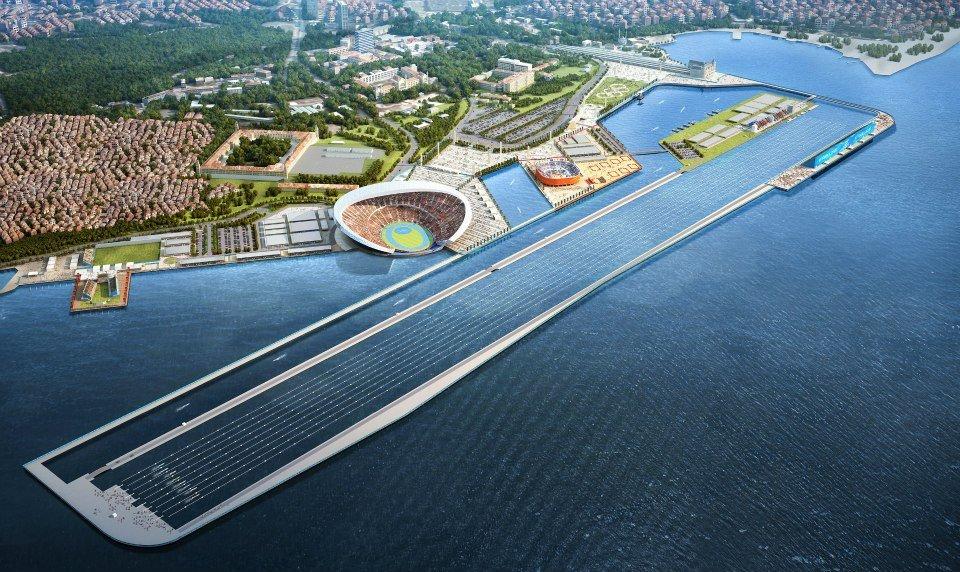 2020 olimpiyat stadı