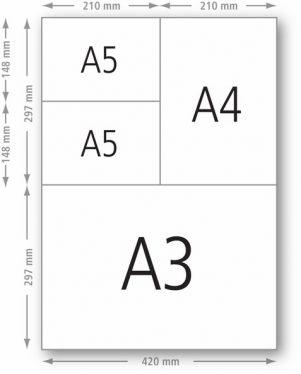 a3 kağıdı