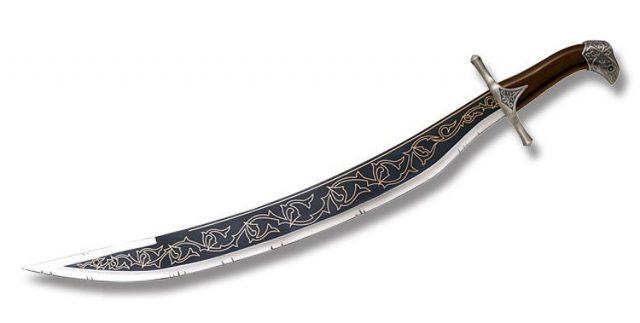 acem kılıcı