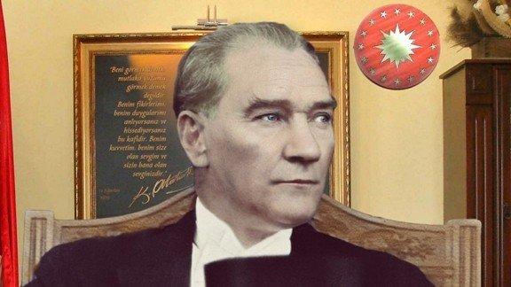 atatürk cumhurbaşkanı