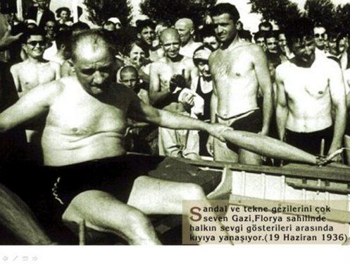 atatürk spor resimleri