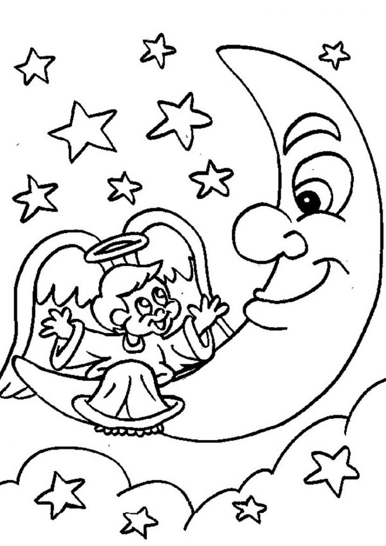 All About The Star Coloring Pages Imom Wwwkidskunstinfo