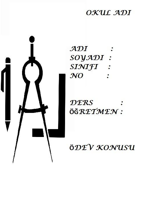 geometri ödev kapakları