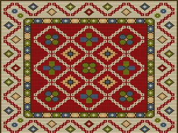 halı ve kilim motifleri
