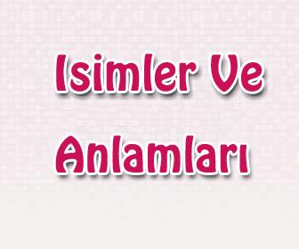 isimler