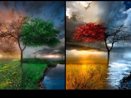 mevsim değişiklikleri