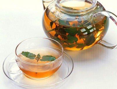 meyve çayı