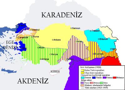 mondros ateşkes sonrası türkiye
