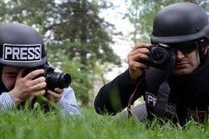 polis muhabiri