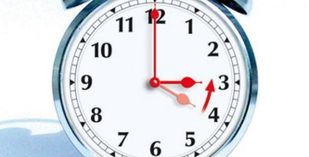 saatler neden geri alınıyor