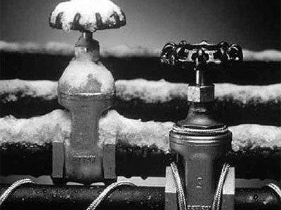 su borularının patlaması
