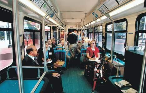 toplu taşıma araçları