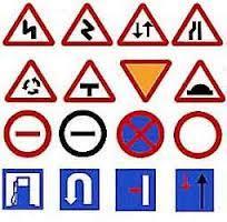 trafik işaretleri neden