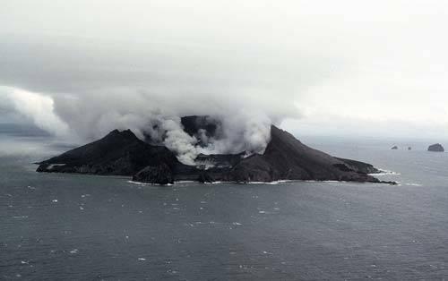 whakaari yanardağı