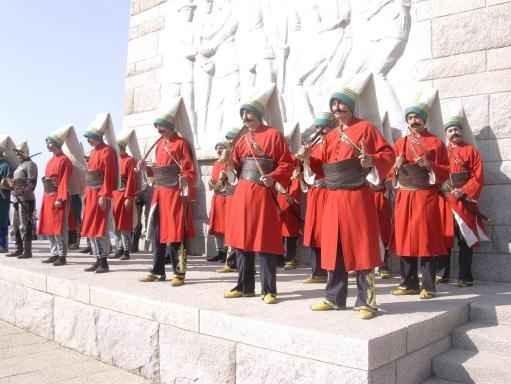 yeniçeri askerleri